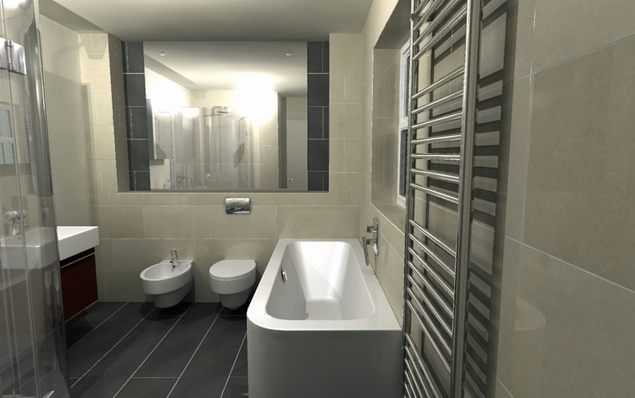 Take Advantage Of Room H2ou0027s Free 3D Digital Bathroom Design Service