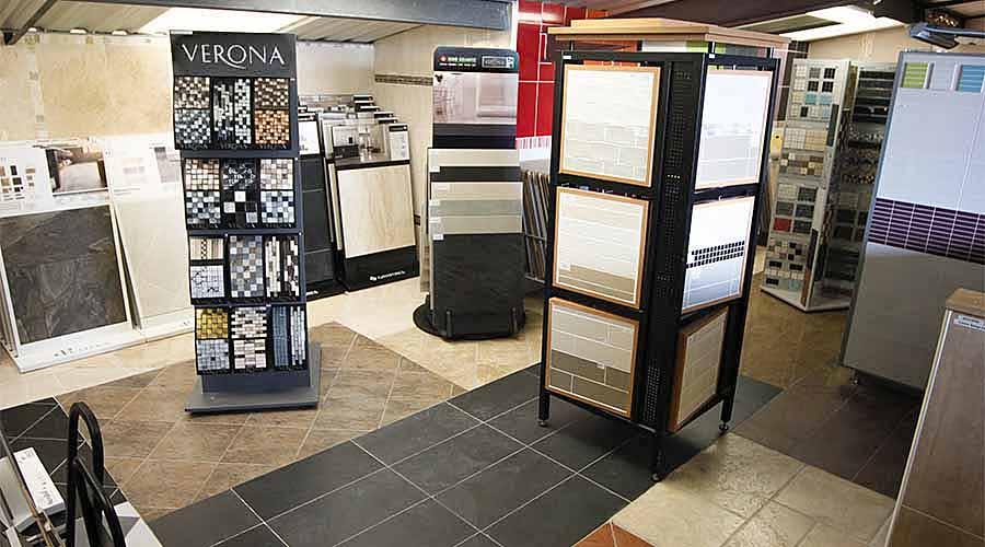 New Tile Website and Showroom for UK Tiles Direct in Dorset