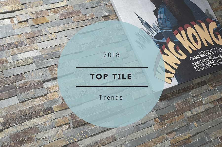 2018 tile trends for decorating ideas