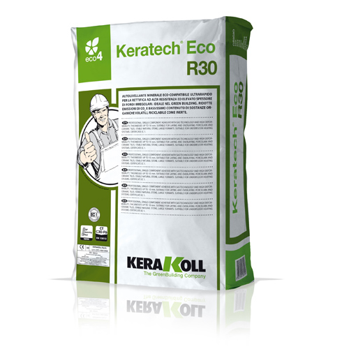 Kerakoll KERATECH ECO R30 extra rapid hardening Eco leveling compound 25kg