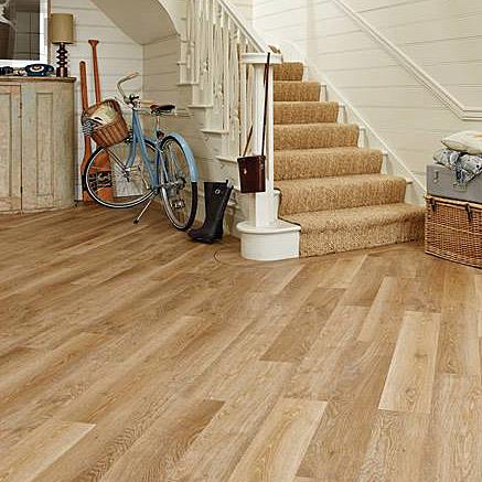 Karndean Pale Limed Oak Effect Vinyl Flooring Kp94