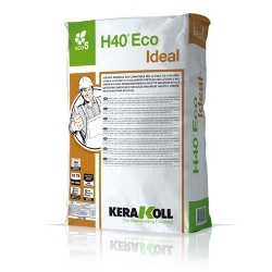 Kerakoll H40 ECO IDEAL mineral tile adhesive 01043