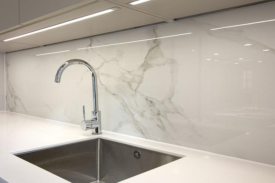 Make A Statement With Bathroom And Kitchen Splashbacks