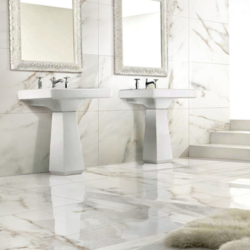 Porcel-Thin FERRARA marble effect ultra-thin large format 1200 x 600mm porcelain tiles