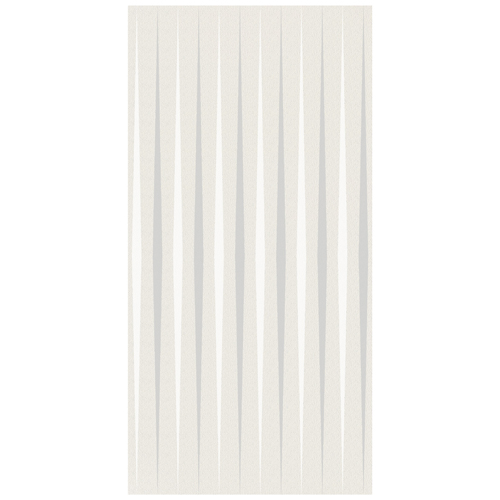 Porcel-Thin PARIS STYLE F2C1 stripe pattern white ultra-thin porcelain tile in 120x60cm size for walls and floors