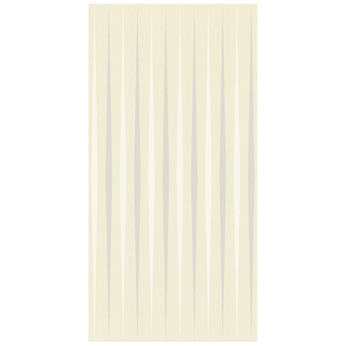 Porcel-Thin PARIS STYLE F2C2 stripe pattern cream ultra-thin porcelain tile in 120x60cm size for walls and floors