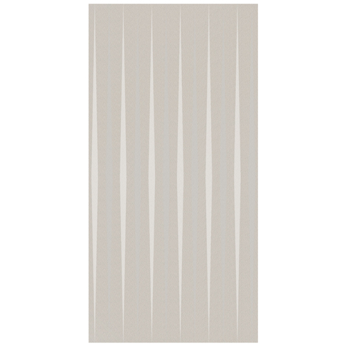 Porcel-Thin PARIS STYLE F2C3 stripe pattern Light Grey ultra-thin porcelain tile in 120x60cm size for walls and floors