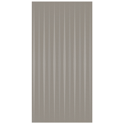 Porcel-Thin PARIS STYLE F2C5 stripe pattern Steel Grey ultra-thin porcelain tile in 120x60cm size for walls and floors