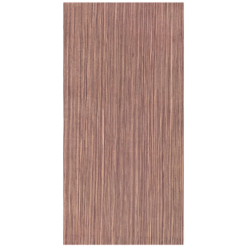 Full tile image of Porcel Thin PATTAYA STYLE W4 Dark Wood ultra-thin large format wood grain effect porcelain tile
