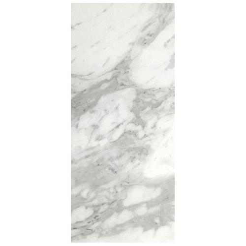 Porcel Thin 3D Shadow Statuario Onyx Marble Look Porcelain Tile