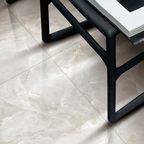 Glacier Ice Marble Effect Porcelain Tiles 120x60cm
