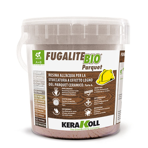 Kerakoll Fugalite Bio Parquet wood effect tile grout for wood effect porcelain tiles