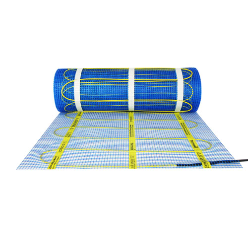 Thermonet electric underfloor heating mat